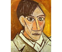 picasso selfport1907